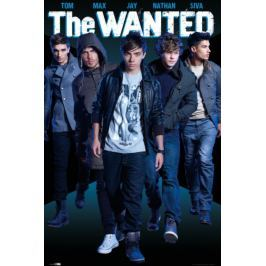 The Wanted Imiona - plakat