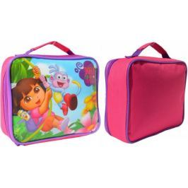 Dora the explorer na linie z małpką Lunch Box Dla Dzieci termiczna lodówka do szkoły, przedszkola na wycieczki