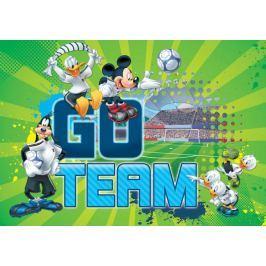 Fototapeta Myszka Miki GO TEAM 953 Disney Mickey Mouse