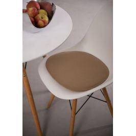 Poduszka na krzesło Side Chair beżowa