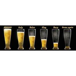 Piwo - Czerpanie Radości z Piwa - plakat
