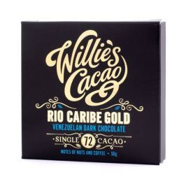 Willie's Cacao - Czekolada 72% - Rio Caribe Gold Wenezuela 50g