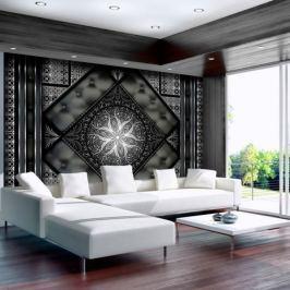 Fototapeta - Czarna mozaika