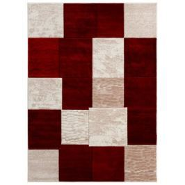 Dywan Crystal 200x290 1166 RED WHITE