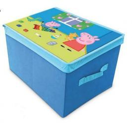 Pudełko pojemnik na zabawki Świnka Peppa Pig