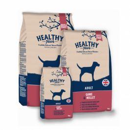 Dziczyzna i Proso dla psów dorosłych 2 kg