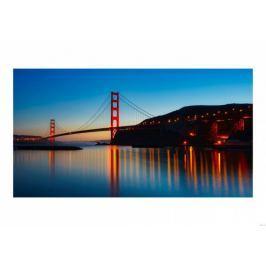 Most w San Francisko - plakat
