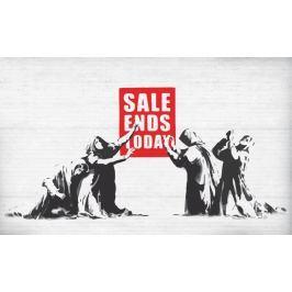 Fototapeta Banksy Sale flizelinowa