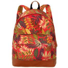 Piękny plecak szkolny miejski unisex CB162 LEAF