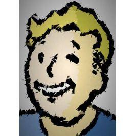 POLYamory - Vault Boy, Fallout - plakat