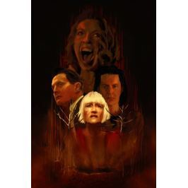 Twin Peaks - plakat premium
