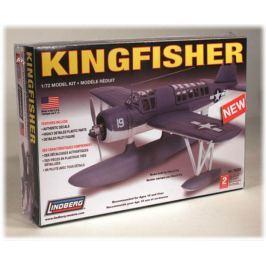 Model Plastikowy Do Sklejania Lindberg (USA) Wodolot King Fisher