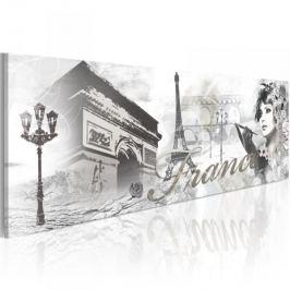 Obraz - Paryska elegancja