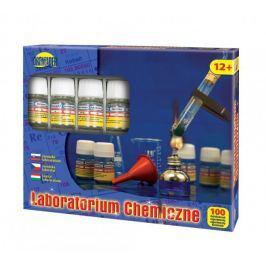 CHEMIK ZESTAW 100 DOŚWIADCZEŃ LABORATORIUM CHEMICZNE