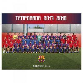 Kartka pocztowa A4 FC Barcelona