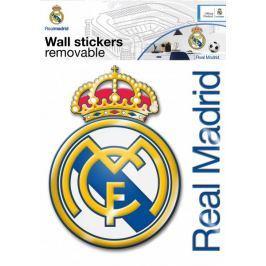 Naklejka ścienna zdejmowalna Real Madryt