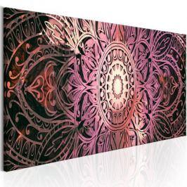Obraz - Rubinowa Mandala