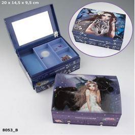 Szkatułka pudełko na biżuterię 8053 new Top Model