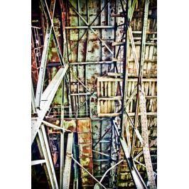 Kopalnia Julia - strop - plakat