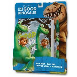 Notatnik i długopis Dobry Dinozaur