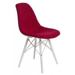 Krzesło P016W Duo czer. szare/white