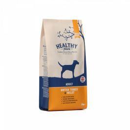 Indyk i Proso dla psów dorosłych 2 kg