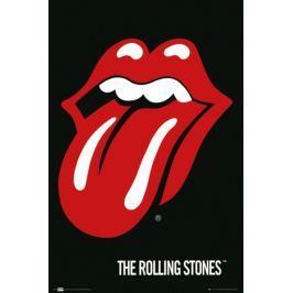 The Rolling Stones - Lips - plakat