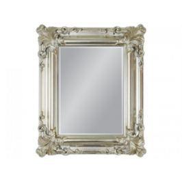 Lustro wiszące Sophia 50x60 srebrny
