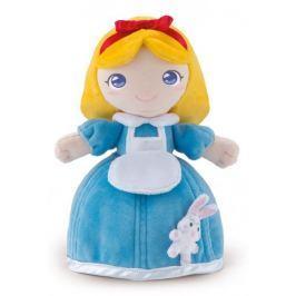 Pluszowa lalka Alyssa z króliczkiem