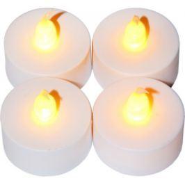 Świeczka T-Light Kpl.4Szt. Z Bateriami