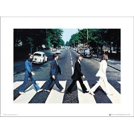 The Beatles Abbey Road - plakat premium