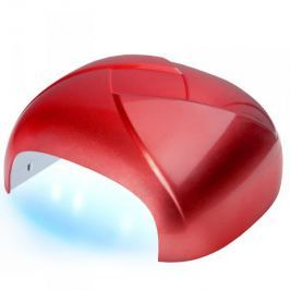 LAMPA TWISTER UV LED 36W TIMER + SENSOR CZERWONA