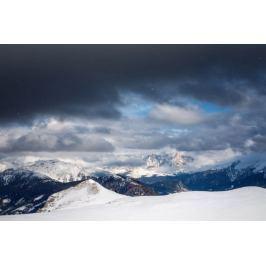 Dolomity Włochy - plakat premium