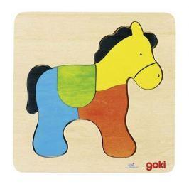 Puzzle koń, 4 el.