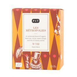 Paper & Tea - Les Metrofolies - 15 saszetek