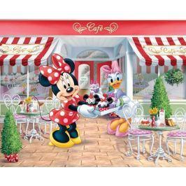 Fototapeta Disney Myszka Mini Minnie Mouse Diasy Cafe