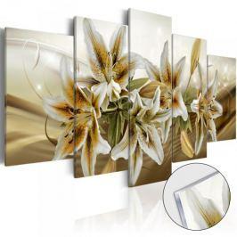 Obraz na szkle akrylowym - Pustynny bukiet [Glass]
