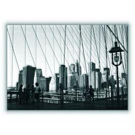 Nowy Jork. New York Bridge - Obraz na płótnie