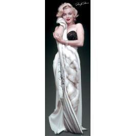 Marilyn Monroe Futro - plakat