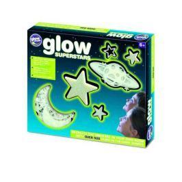 Zestaw 500 gwiazdek - gwiazdki GLOW