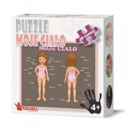 Puzzle Moje Ciało