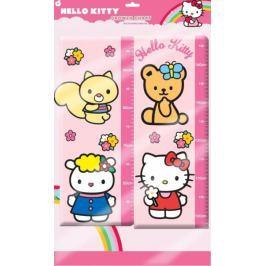 Piankowa miarka wzrostu Hello Kitty