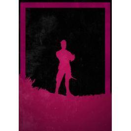Dusk of Villains - Handsome Jack, Borderlands - plakat