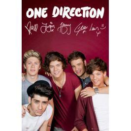 One Direction - Maroon - plakat