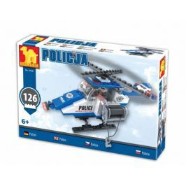 KLOCKI POLICJA HELIKOPTER 126 EL. 23401