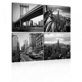 Obraz - Stylowy Nowy Jork