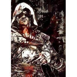 Legends of Bedlam - Edward Kenway, Assassins Creed - plakat