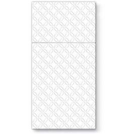 Pl Serwetki Pocket Inspiration Modern White