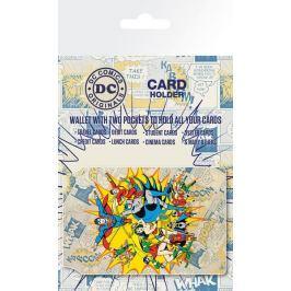 DC Comics Bohaterowie - Okładki na Dokumenty i Karty