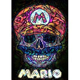 PsychoSkulls, Mario Nintendo - plakat